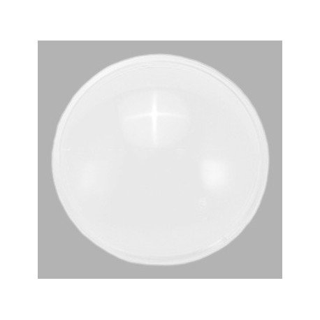 Altman 5 5/8in. Smooth Roundel - Clear 9000