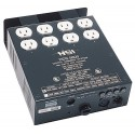 Leviton DDS 5600 4 Channel Dimmer Pack - 600W 15 Amp - DMX Installed