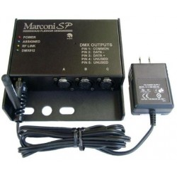 Doug Fleenor Wireless DMX Marconi Splitter - 5 Pin