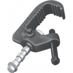 Altman Pipe Clamp with 5/8in. Stud
