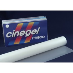 Rosco Cinegel 3028 Tough 1/4 White Diffusion (1/4 216) - T8 60in. Quicksleeve Gel