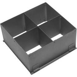 Altman Black Egg Crate for Soft Lite Jr