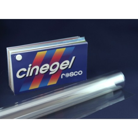 Rosco Cinegel 3114 Tough UV Filter - 24in. x 50' Gel Roll