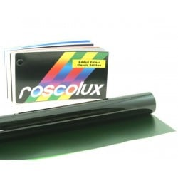 Rosco Roscolux 122 Green Diffusion - T5 48in. Quicksleeve Gel