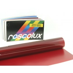Rosco Roscolux 120 Red Diffusion - T5 60in. Quicksleeve Gel