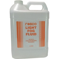 Rosco Light Fog Fluid - 4 Liters