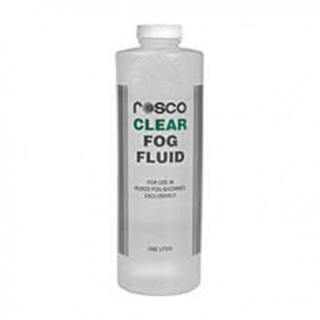 Rosco Clear Fog Fluid - 1 Liter