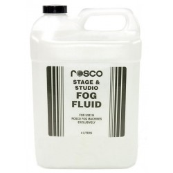Rosco Stage & Studio Fog Fluid - 4 Liters