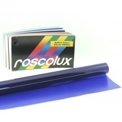 Rosco Roscolux 121 Blue Diffusion - T8 24in. Quicksleeve Gel
