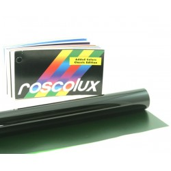 Rosco Roscolux 122 Green Diffusion - T12 48in. Quicksleeve Gel