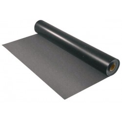 Rosco Adagio Black Dance Floor Full Roll - 63in. x 101.7'