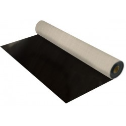 Rosco Show Floor - Black - 6' x 60' Roll