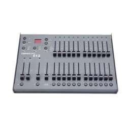 Leprecon LP-612 12 Channel DMX Controller