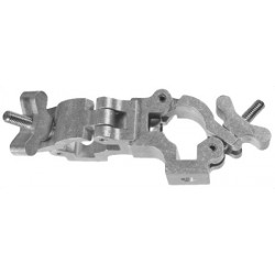 Light Source Quad Coupler 1.5 90-degree - Aluminum Finish