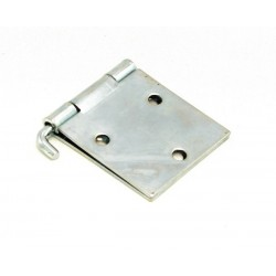 Rosco 1 1/2in. Loose Pin Hinge - Box Of 12 Hinges