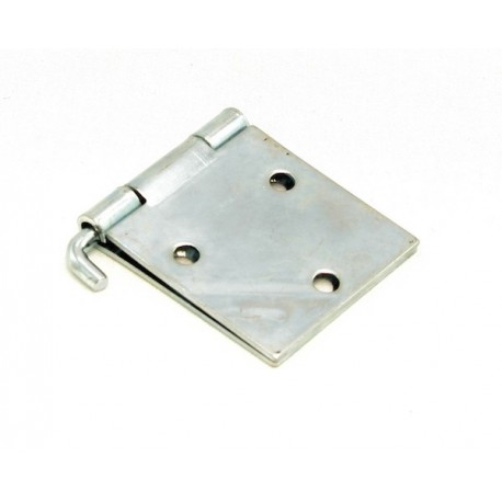Rosco 2in. Loose Pin Hinge - Box Of 12 Hinges