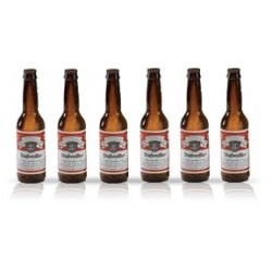 City Theatrical 9-inch Long Neck Beer Bottles (Amber)