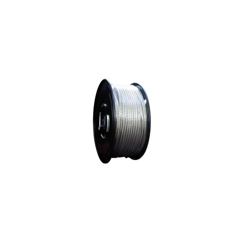 7x19 Stainless Steel Cable Strength