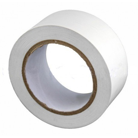 Rosco Vinyl Floor Tape White 48mm X 33m Clearance