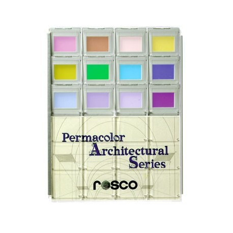 Rosco Permacolor Sample Kit - Architectural Series