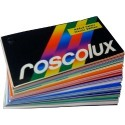 Rosco Large Roscolux Swatchbook 3in.X6in.