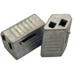 Adjustable Cable Clip - Wire Joiner for 1/16in. & 3/32in. - 50/box
