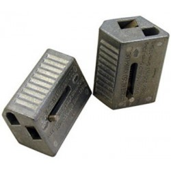 Adjustable Cable Clip - Wire Joiner for 3/32in. & 1/8in. - 50/box
