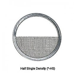 Altman 13in. Diameter Half Single Density Scrim