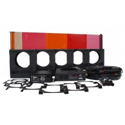 Chroma-Q Plus Color Changer 6 Unit Package