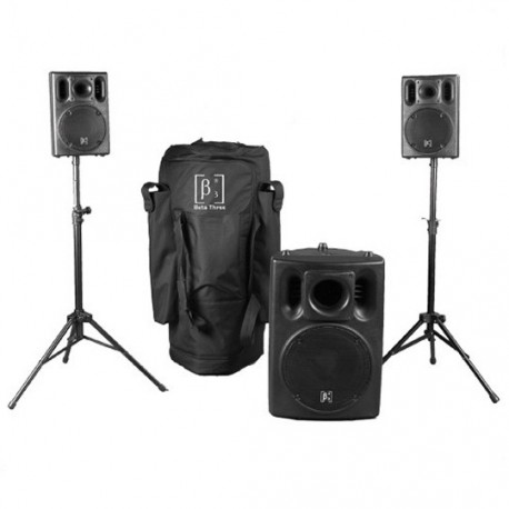 Omnisistem Beta 3.12 Sound System With Carrying Bag