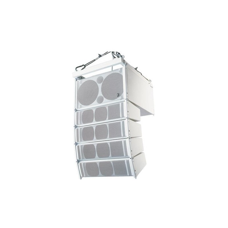 Omnisistem Mini Line Array White Stage Lighting Store