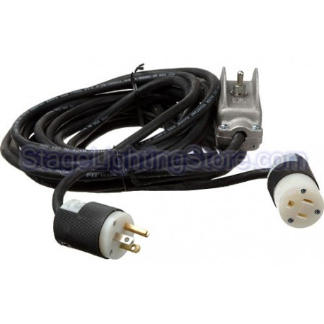 Altman 25\' Extension Cord with In-Line Switch & Edison Connector ...