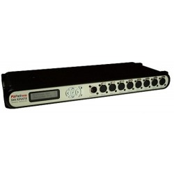 Pathway DMX Repeater Pro 8-Port with Rear 5-pin XLR - Fully Isolated