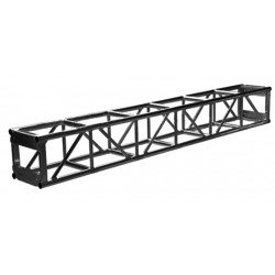 Applied NN 16in. x 16in. Standard Box Truss - 10ft. - Black