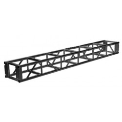 Applied NN 18in. x 12in. Standard Ballroom Box Truss - 10ft - Black