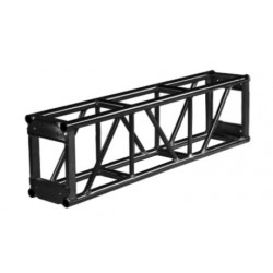 Applied NN 12in. x 18in. Heavy Duty Box Truss - 5ft. - Black