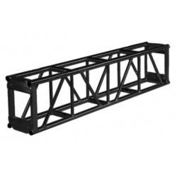 Applied NN 12in. x 18in. Heavy Duty Box Truss - 8ft. - Black