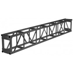 Applied NN 12in. x 18in. Heavy Duty Box Truss - 10ft. - Black