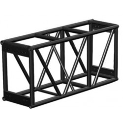 Applied NN 20.5in. x 30in. Heavy Duty Box Truss - 5ft. - Black