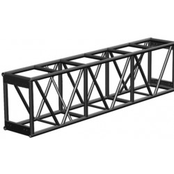 Applied NN 20.5in. x 30in. Heavy Duty Box Truss - 10ft. - Black