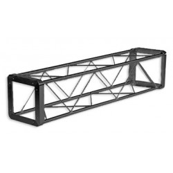Applied NN 8in. x 8in. Ultra Lite Box Truss - 5ft. - Black