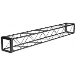Applied NN 8in. x 8in. Ultra Lite Box Truss - 8ft. - Black