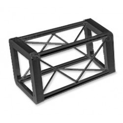 Applied NN 8in. x 8in. Lite Duty Box Truss - 2.5 ft. - Black