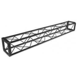 Applied NN 8in. x 8in. Lite Duty Box Truss - 10 ft. - Black