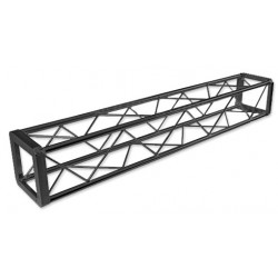 Applied NN 12in. x 12in. Lite Duty Box Truss - 8 ft. - Black