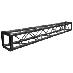 Applied NN 12in. x 12in. Euro Box Truss - 8 ft. - Black