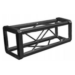 Applied NN 16in. x 16in. Euro Box Truss - 2.5 ft. - Black