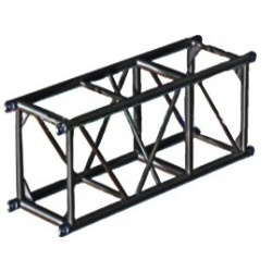 Applied NN 20.5in. x 30in. Spigoted Box Truss - 5 ft. - Black