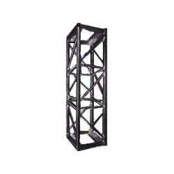 Applied NN 12x12 Heavy Duty Tower Truss 5 ft. - Black