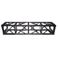 Applied NN 16in. x 16in. Heavy Duty Tower Truss 8 ft. - Black